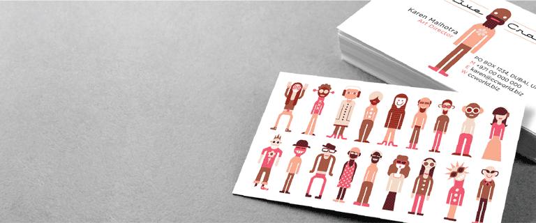 Standard Business Cards - Banner