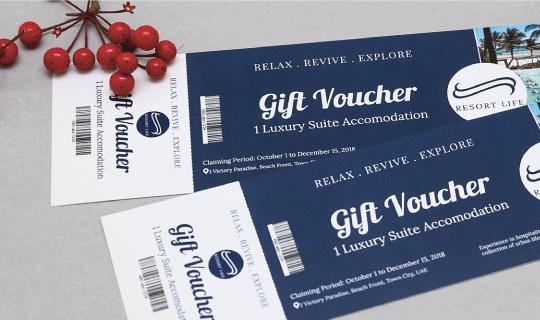 Express Tickets/Vouchers - Banner