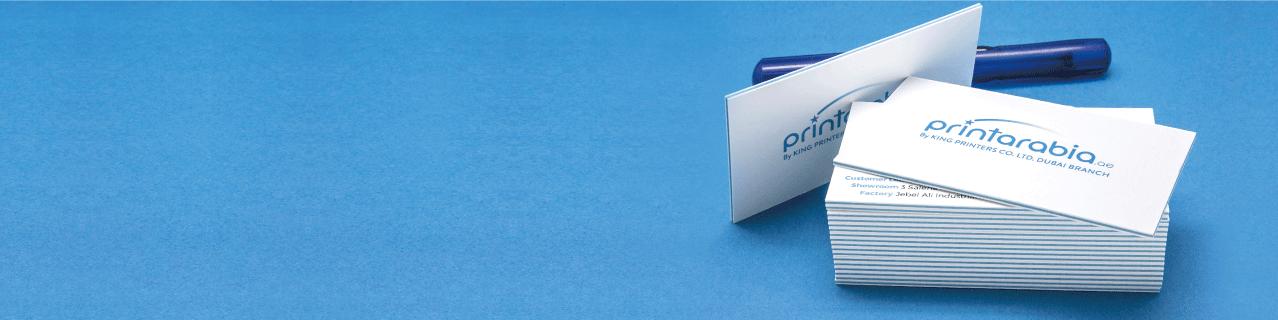 Quadplex Business Cards - Banner