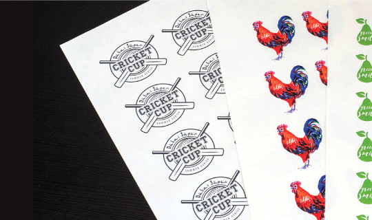 Any Shape Stickers - Banner