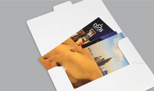 Postcards Folder - Banner