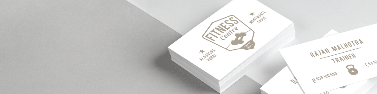 Express Business Cards - Banner