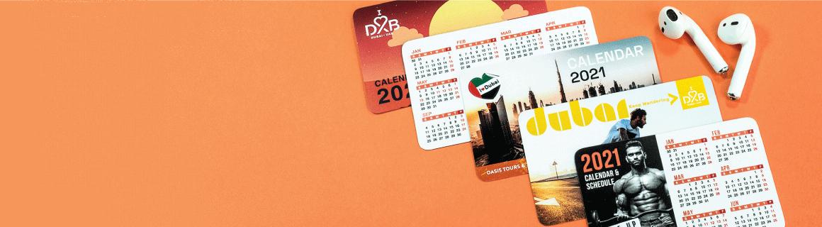Pocket Calendars - Banner