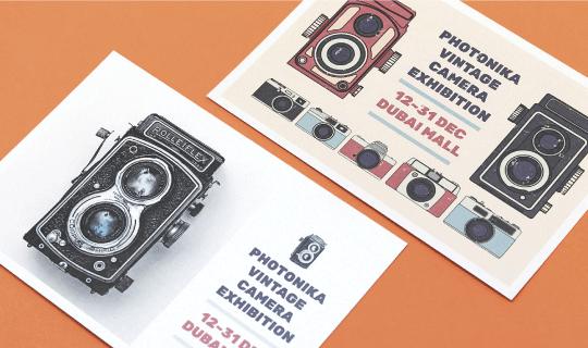Pearl Shimmer Postcards - Banner