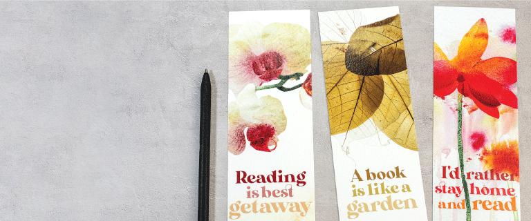 Premium Bookmarks - Banner