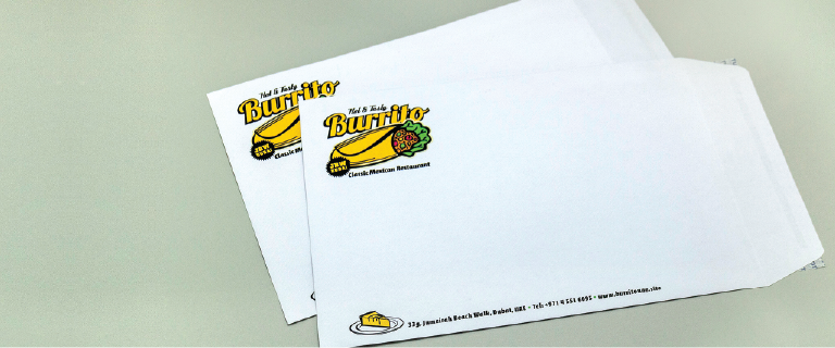 C5 Ready-made Envelopes - Banner