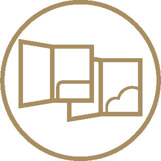 Custom Shape Folders - 100% Custom Design 1 Icon