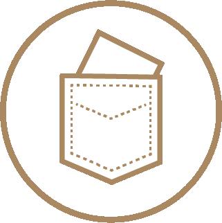 Pocket Calendars - Pocket Friendly Size 1 Icon