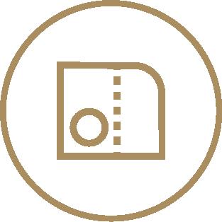 Standard Certificates - Optional Finishings 3 Icon