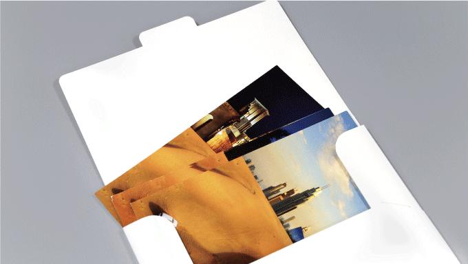 A6 Ready Shape 1-Pocket Folders 1 Image