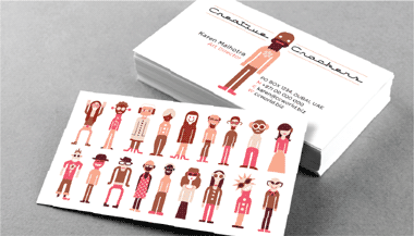 Standard Business Cards 1 Image