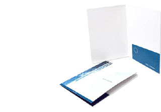 Our Presentation Folders
