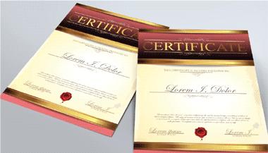 Express Certificates