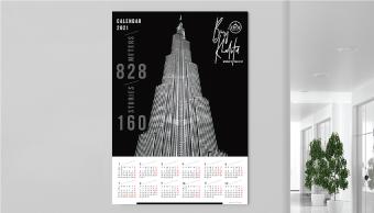 Poster Calendars 1 Image
