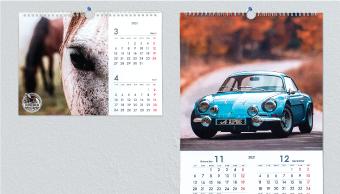 Wall Calendars 1 Image