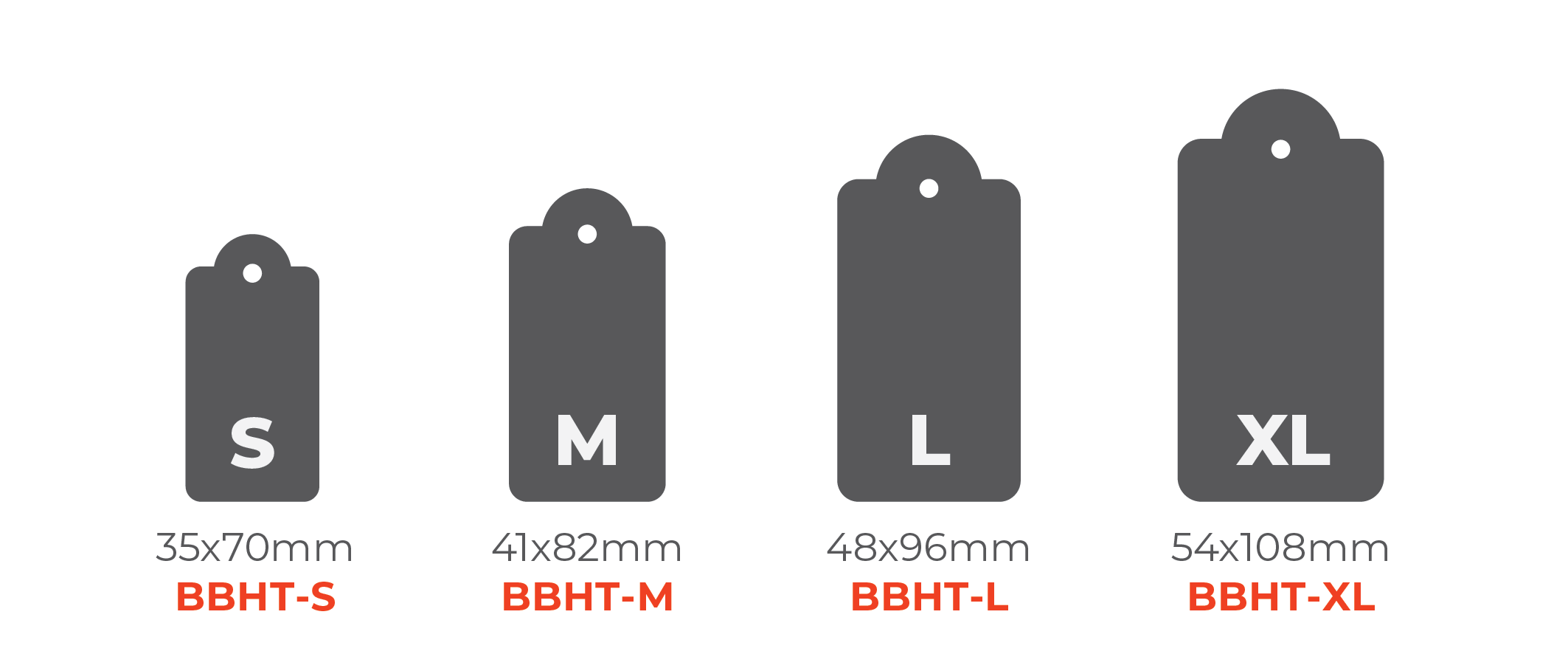 Double Pasted Hang Tags - Bubble Tags 0x0mm 01 Image