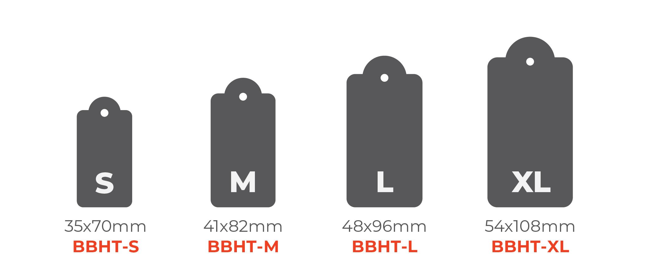 Standard Hang Tags - Bubble Tags 0x0mm 01 Image