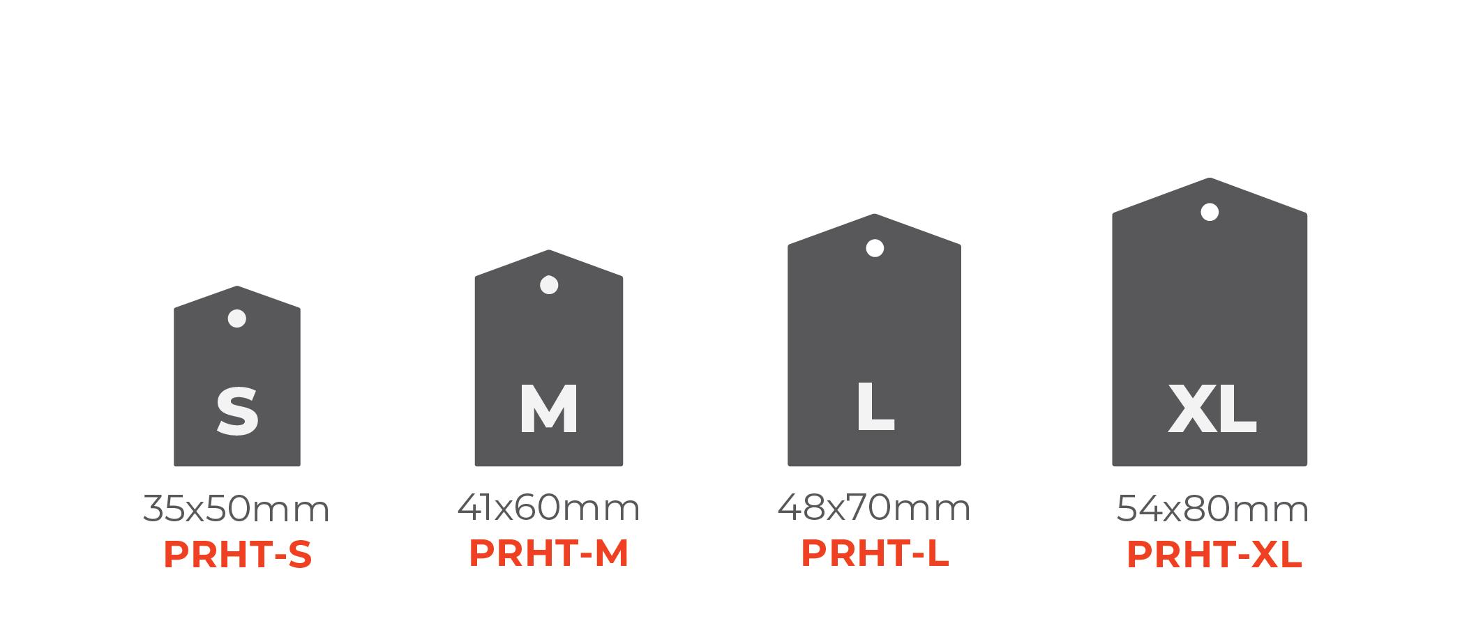 Standard Hang Tags - Price Tags 0x0mm 01 Image