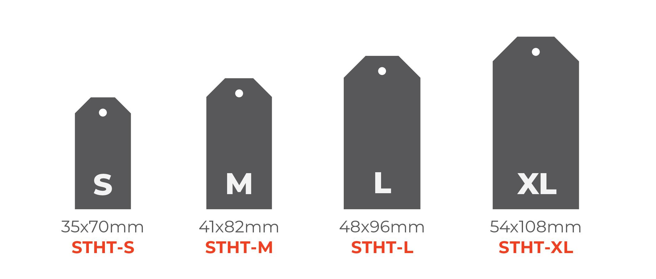 Standard Hang Tags - Standard Tags 0x0mm 01 Image