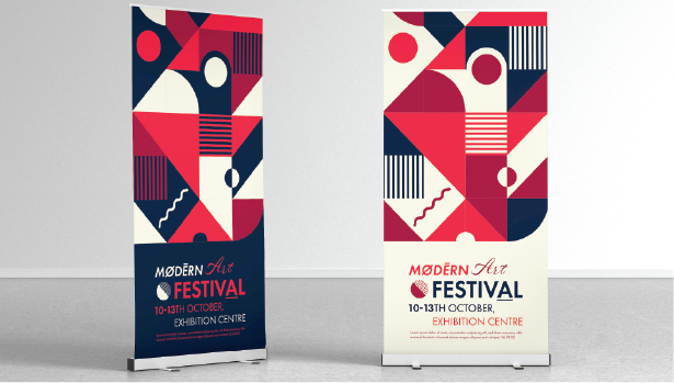 Roll Up Banners Order - Carousel Controll 02 Image