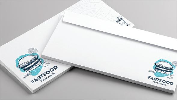 DL Custom Envelopes - Zoom 1 Image