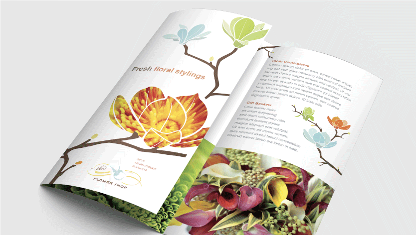 Trifold Pamphlets - Zoom 3 Image
