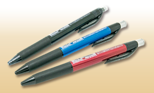 Erasable Knock Ballpoint Pens