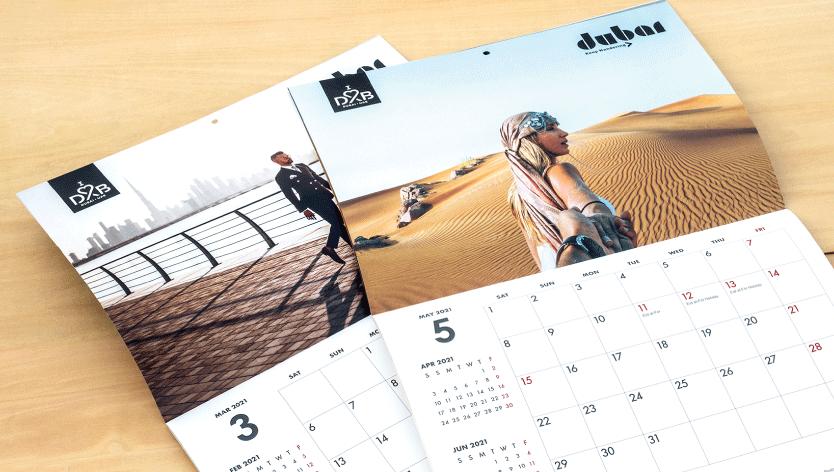 Booklet Calendars - Zoom 1 Image