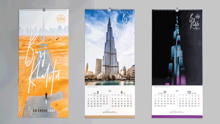 Banner Calendars - Zoom 1 Image